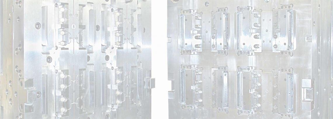 Moldes para Tapas de Multi-Material