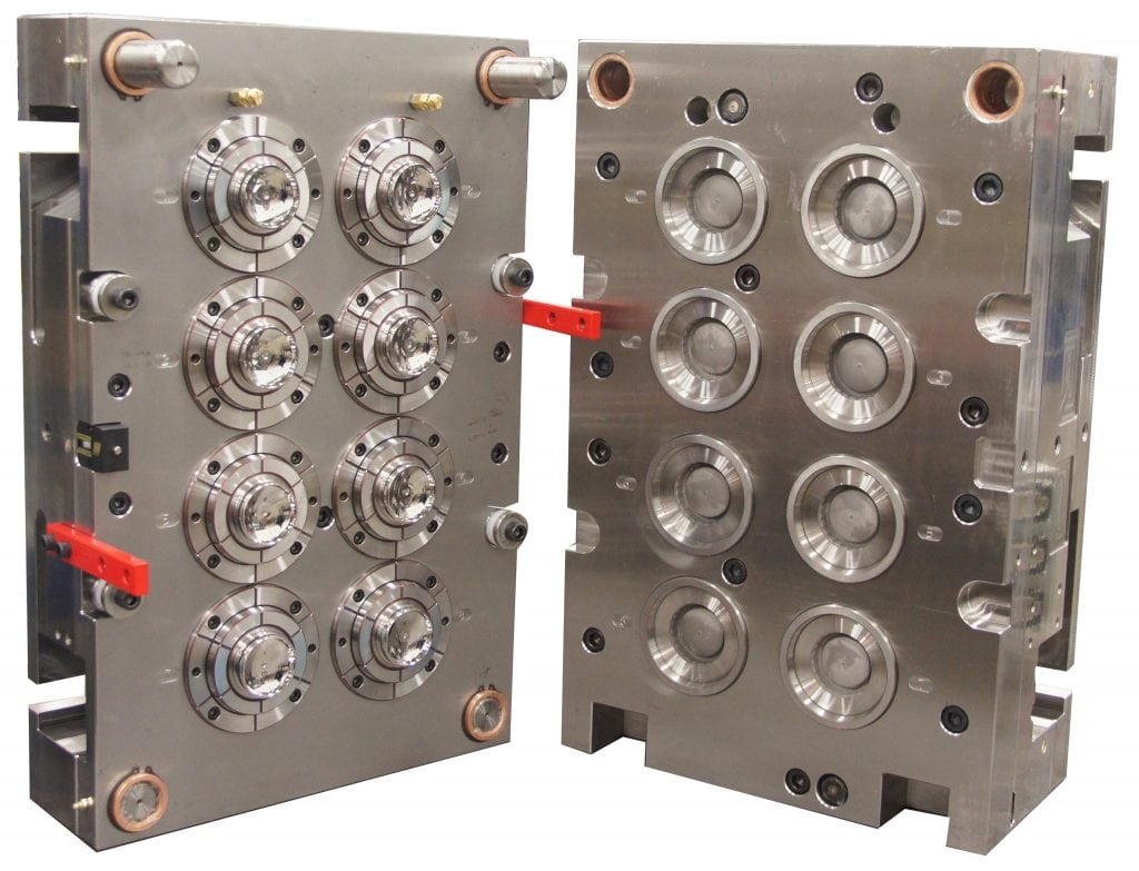 Injection Mold | Pharmaceutical Parts Molds | StackTeck