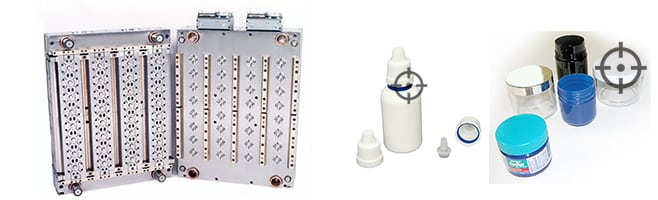 Injection Molded Parts | Personal Care - Cosmetics | Molded on StackTeck Mold