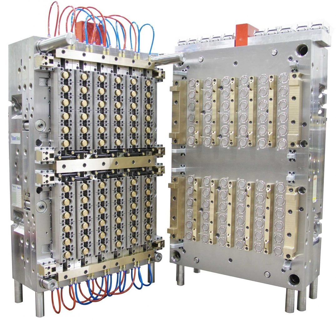 Hinged Molded Closure Molds | Injection Molds & Solutions