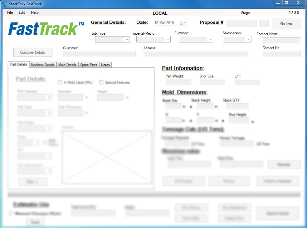 FastTrack™ Mold & Automation projects for reduced project lead times | StackTeck